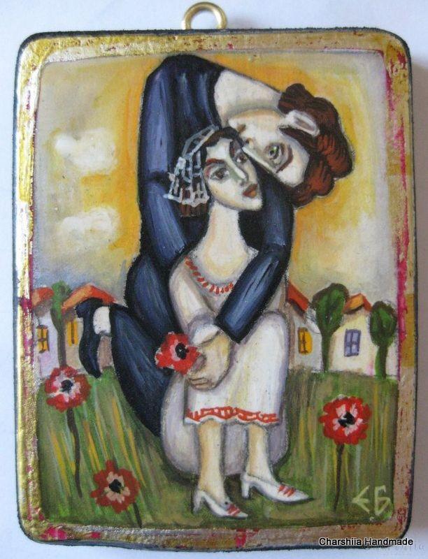 Painting ''Wedding 3''