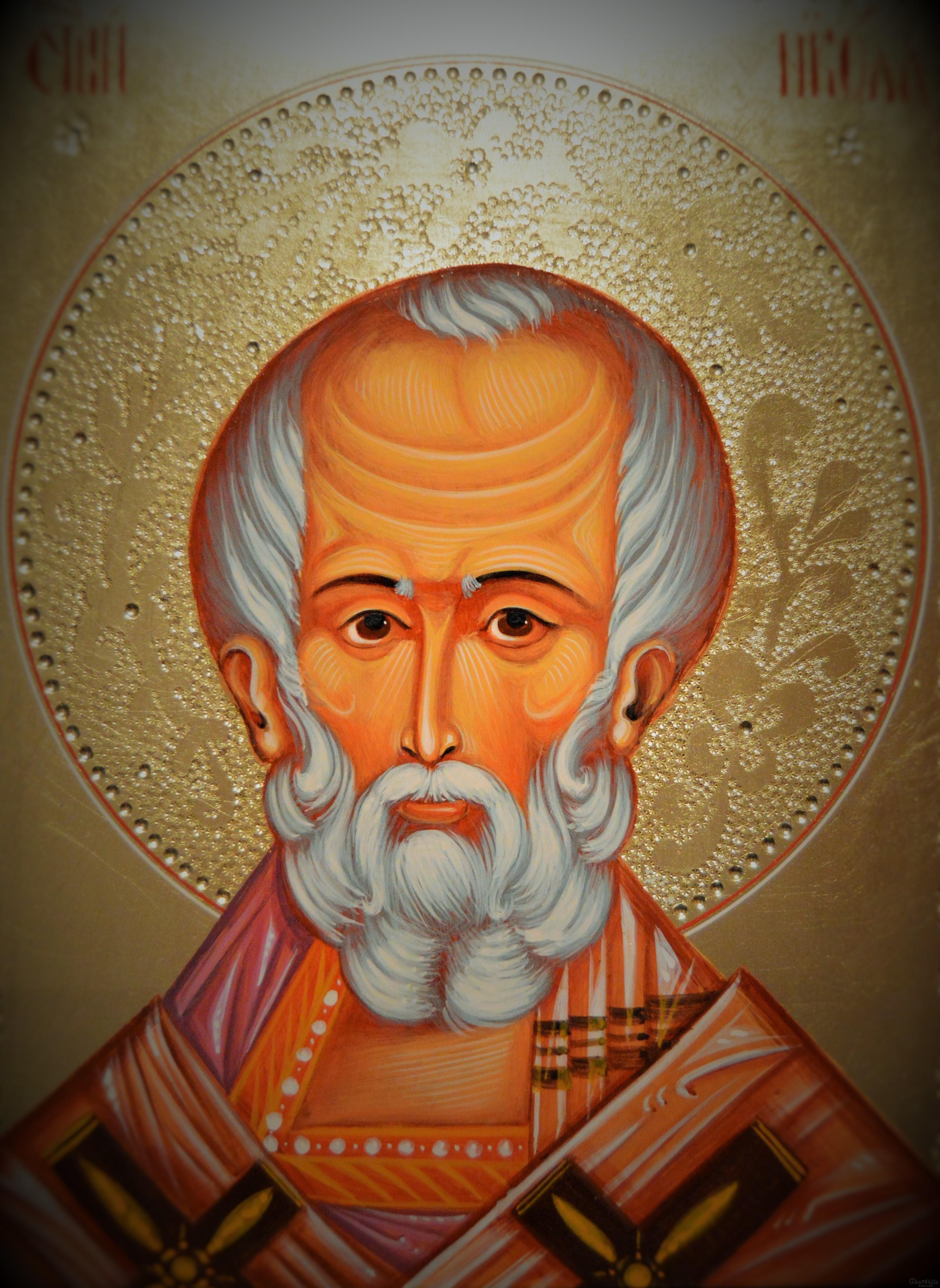 Икона Свети Николай Чудотворец