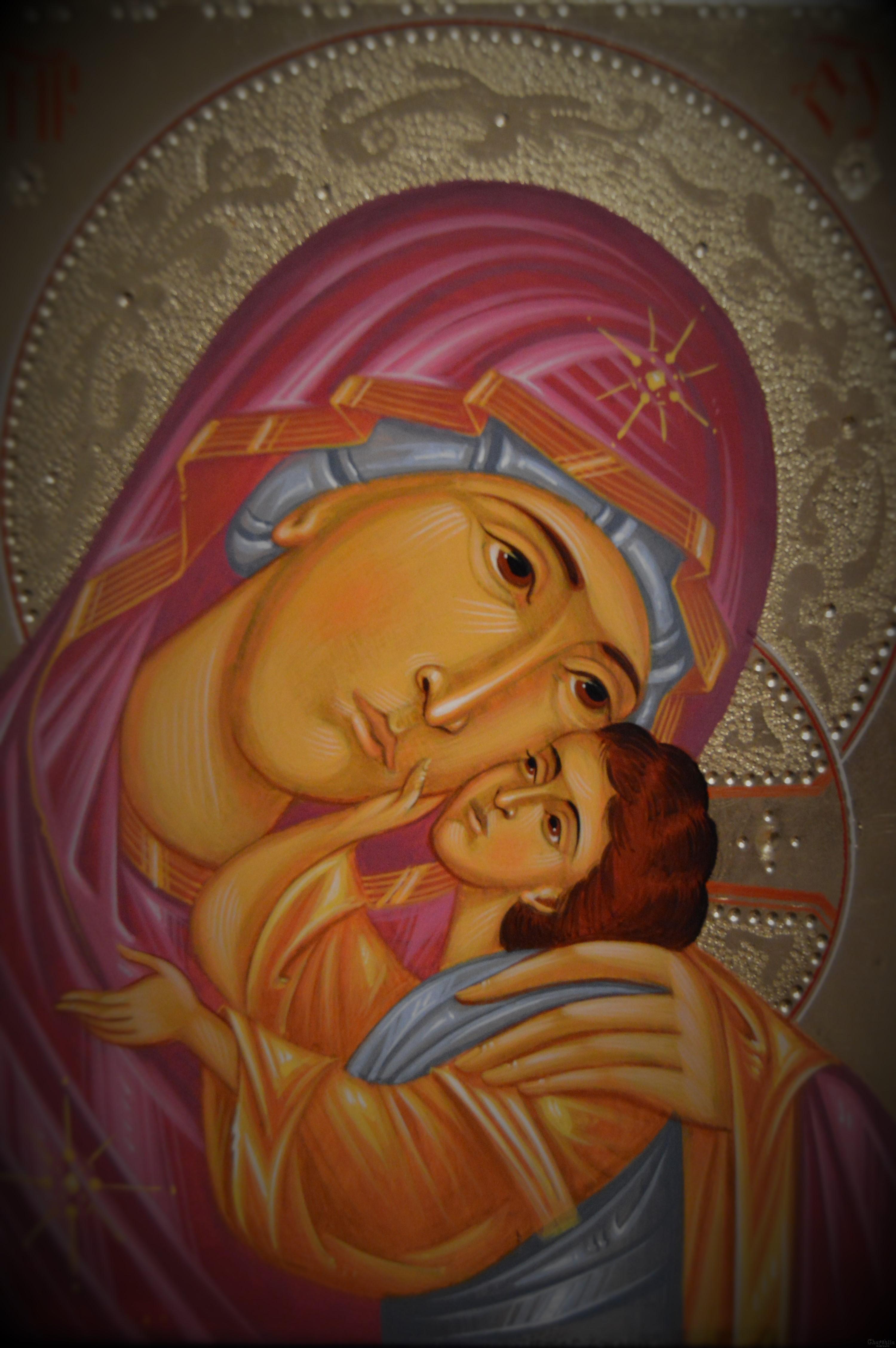 Икона Света Богородица Молитвеница