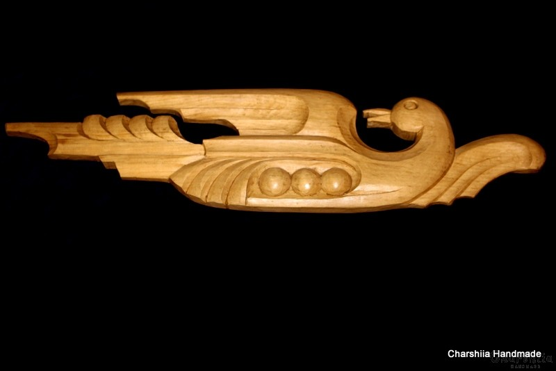 "Woodcarving ""Bird"""