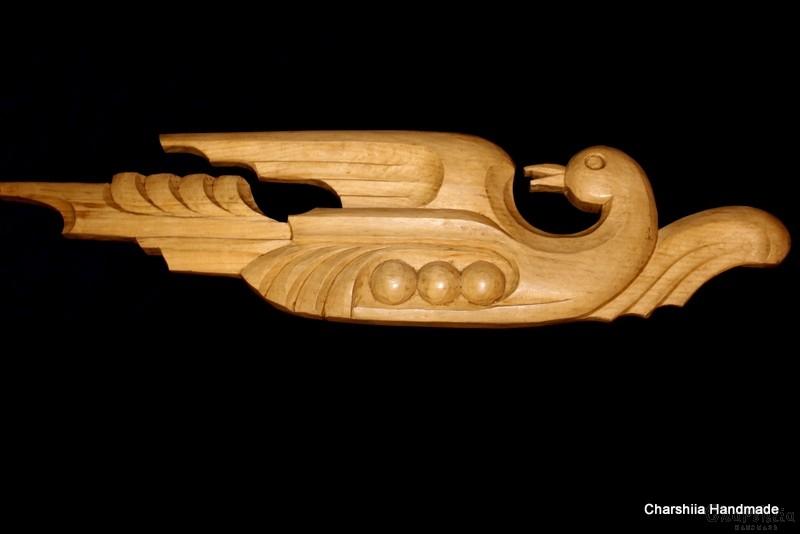 """Woodcarving """"Bird"""""""