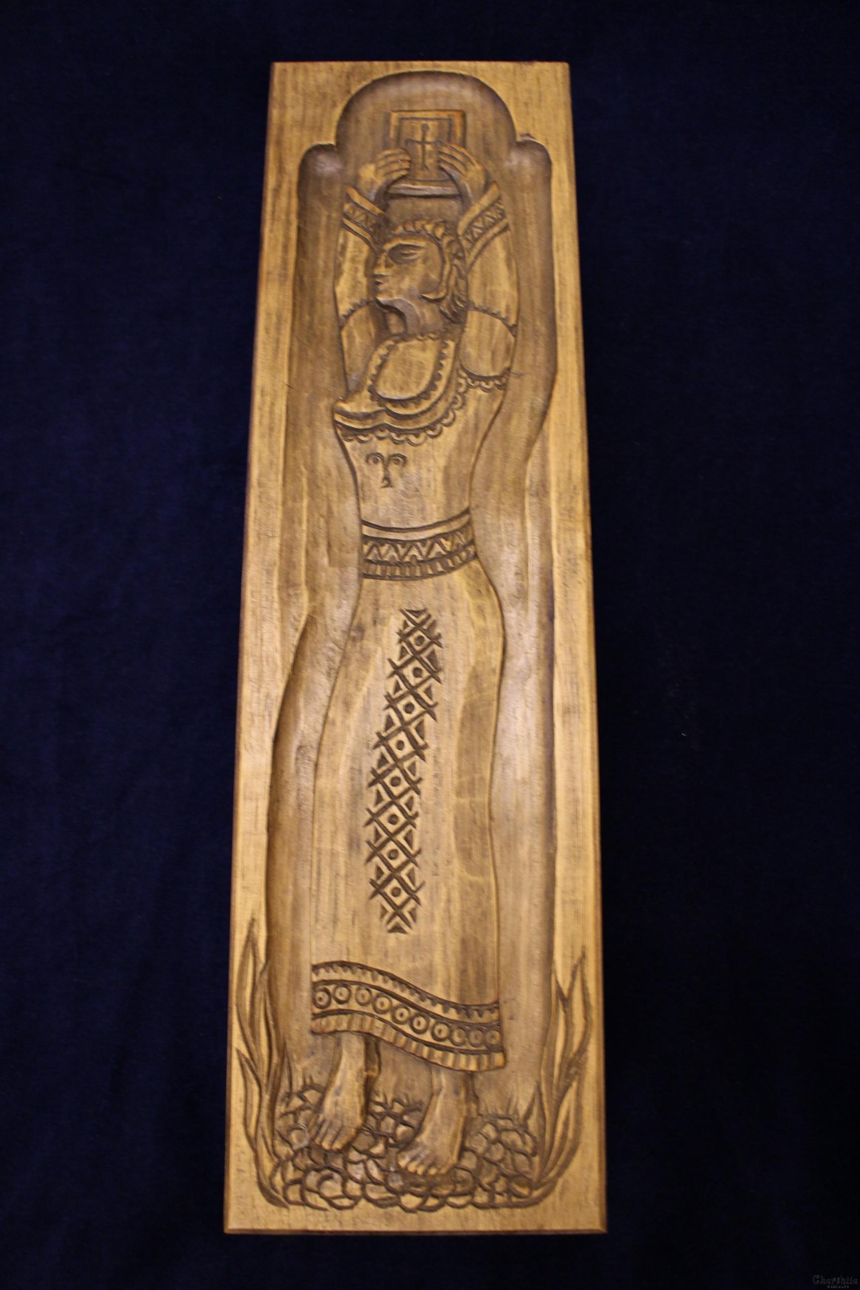 "woodcarving ""Nestinarka"""