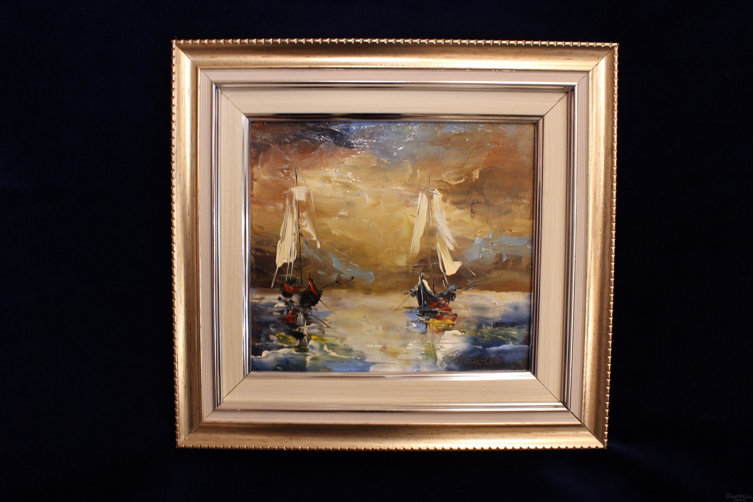 Painting ''Sea'' 4