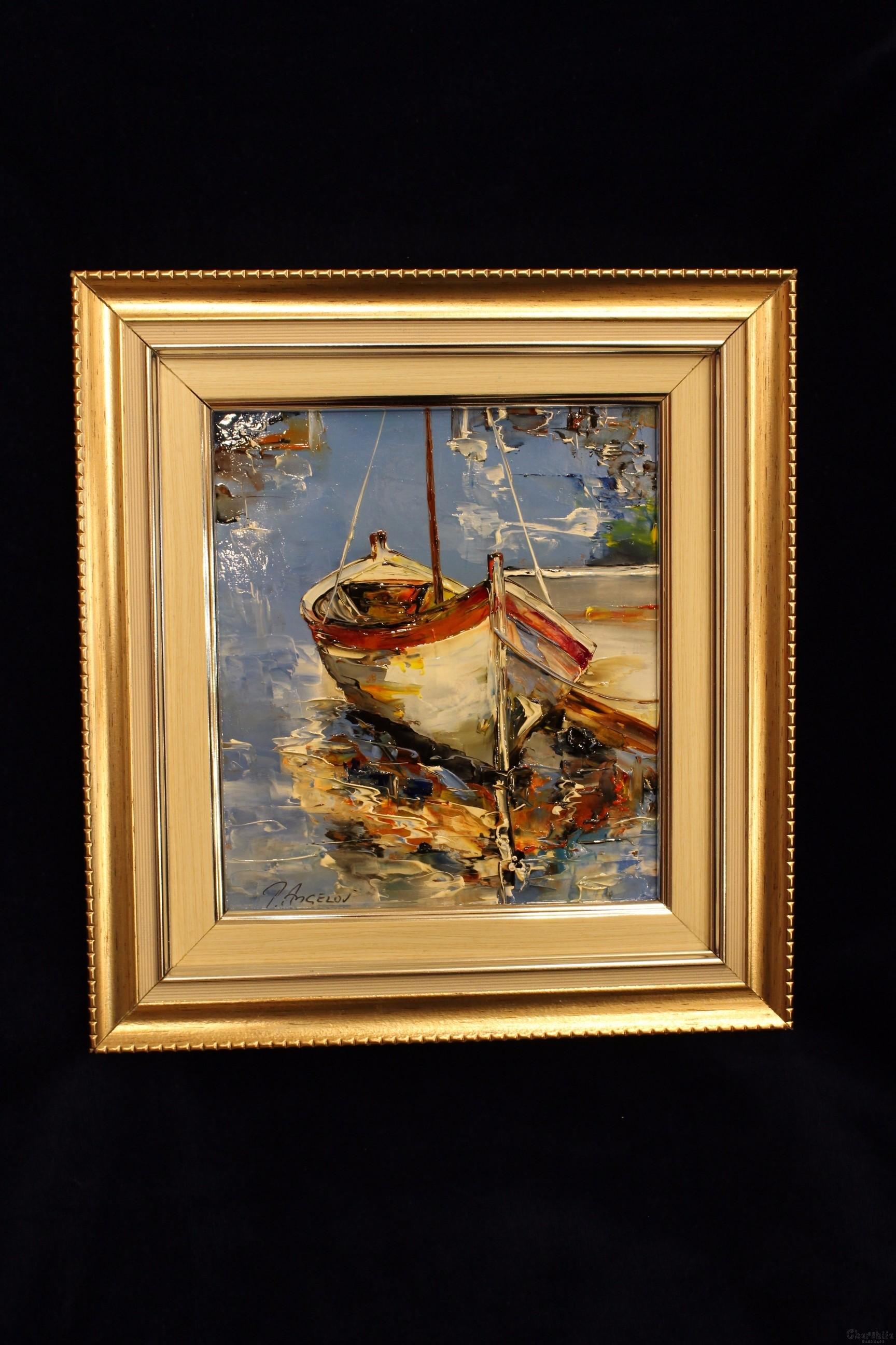 Painting ''Sea'' 5