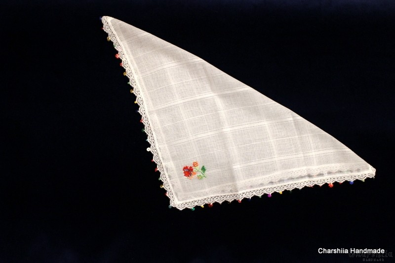 Cloth dancing (Rachnik) - accessory for national costume
