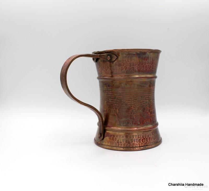 Copper Beer Mug