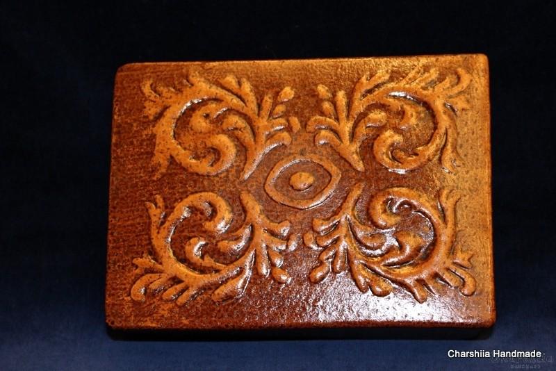 Jewelry or cigar Box