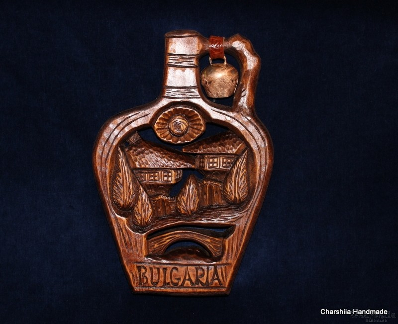 """Woodcarving """"Stomna"""""""