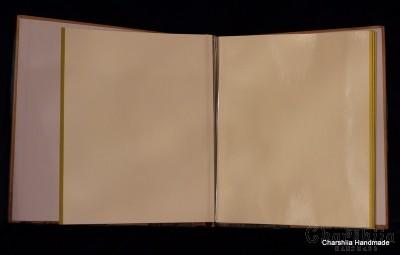 Photoalbum with felt covers