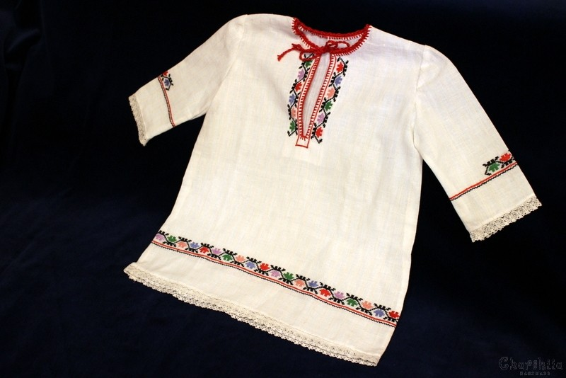 Child's long shirt