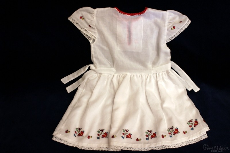 Child dress and headband