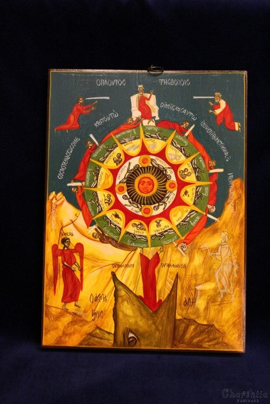 """Wheel of life"" - Arbanasi"