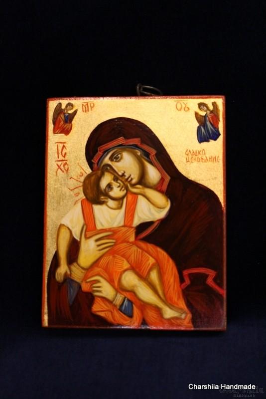 Icon Virgin Mary