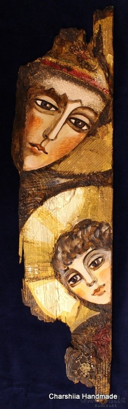 Icon image of St. Mary Affection