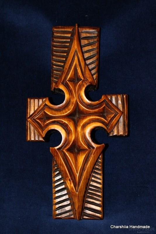 Woodcarving - Cross
