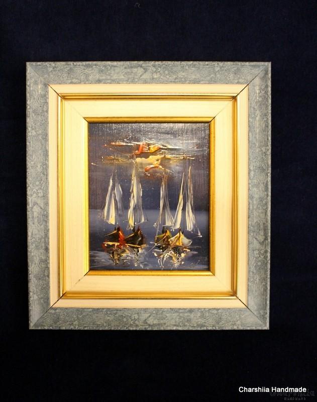 Painting ''Sea'' 2
