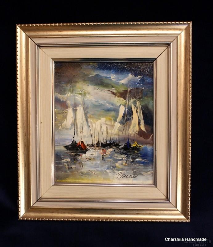 Painting ''Sea'' 8