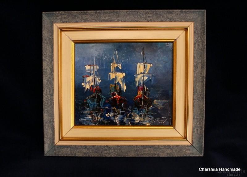 Painting ''Sea'' 9