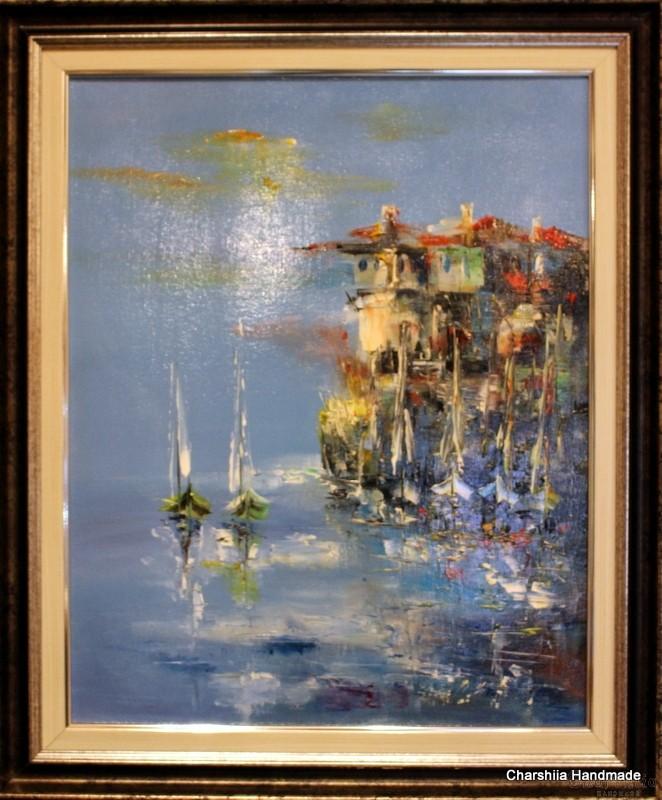 Painting ''Sea'' 10