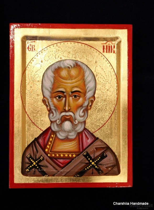 Icon of St.Nicholas the Wonderworker