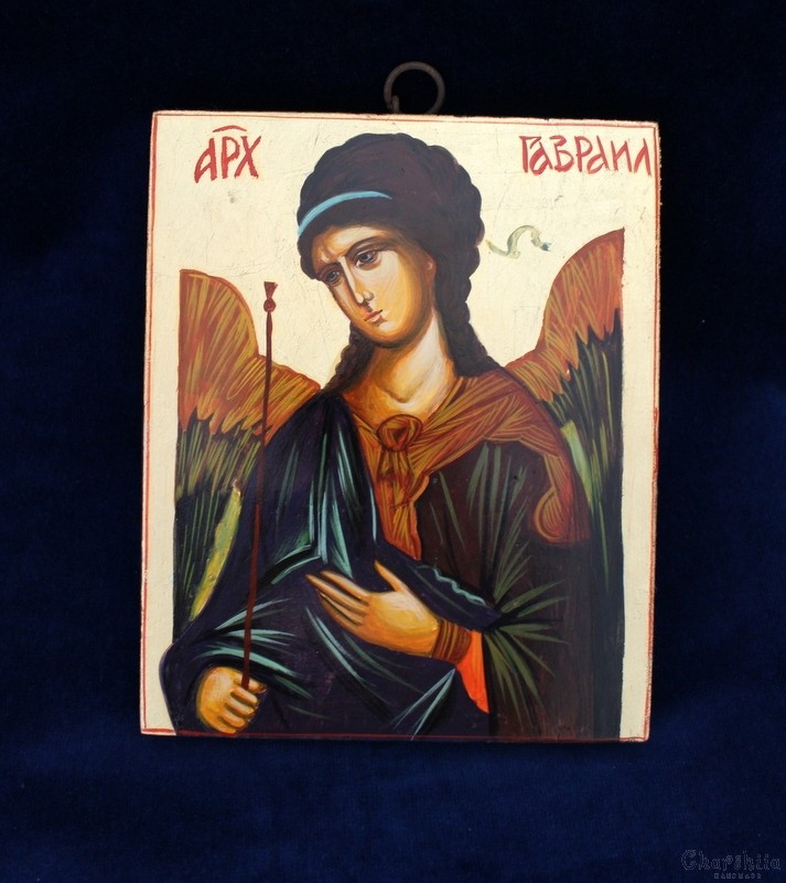 icon image of St. Arh.Gavriil