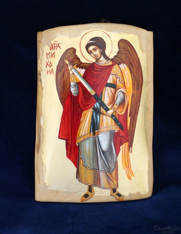 icon image of St. Arh. Michael