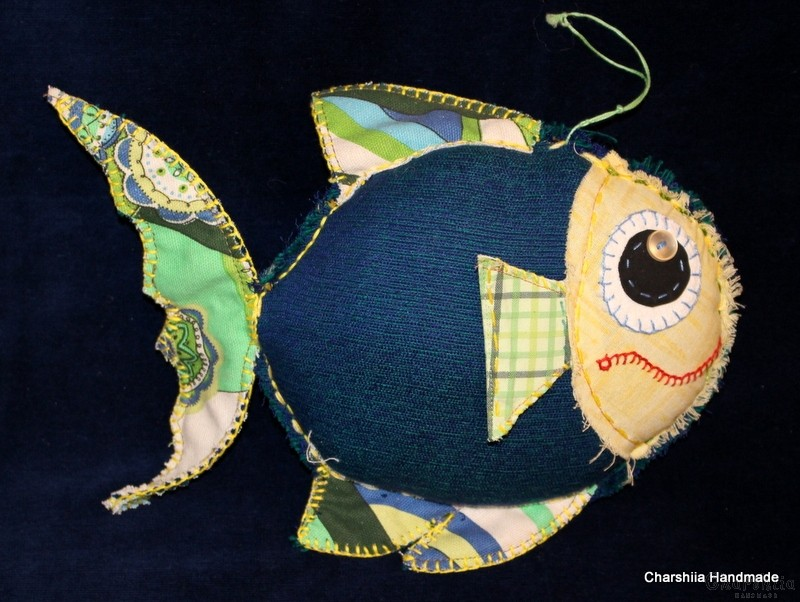 """Rag doll ''Fish"""""""