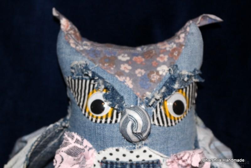 """Rag doll ''Owl"""""""