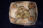 Decorative wall plate (tray)