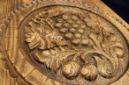 "woodcarving ""Fruitfulness"""