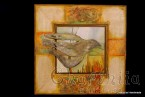 "Painting ""Ceramic bird"" 3"