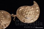 Women's metal belt buckle