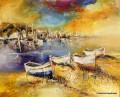 Painting ''Sea'' 11
