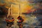 Painting ''Sea'' 12